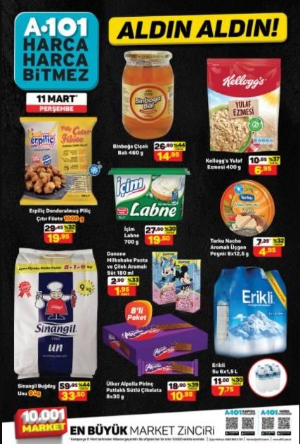 11 Mart'ta A101'de Kataloğu Yayınlandı! Televizyon, Cep Telefo 8